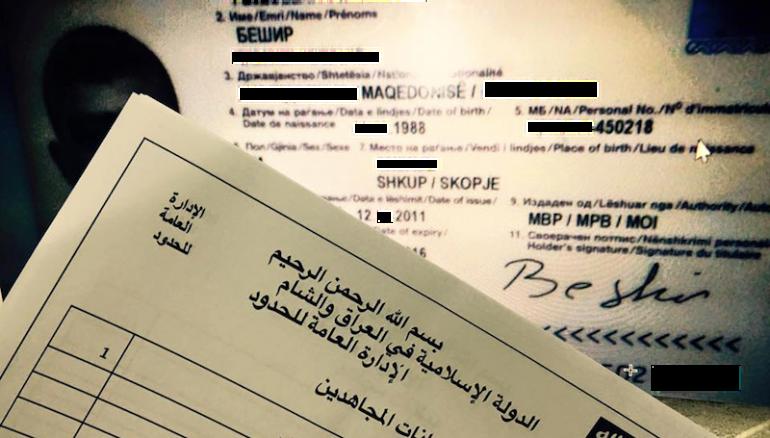خرق النواة تنظيم الدولة على مشرحة الأرقام والوثائق وجها لوجه على زمان الوصل زمان الوصل