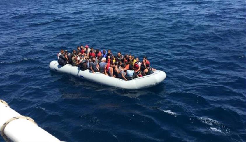 تركيا ترسل فرقاطة للبحث عن مهاجرين مفقودين قبالة قبرص
