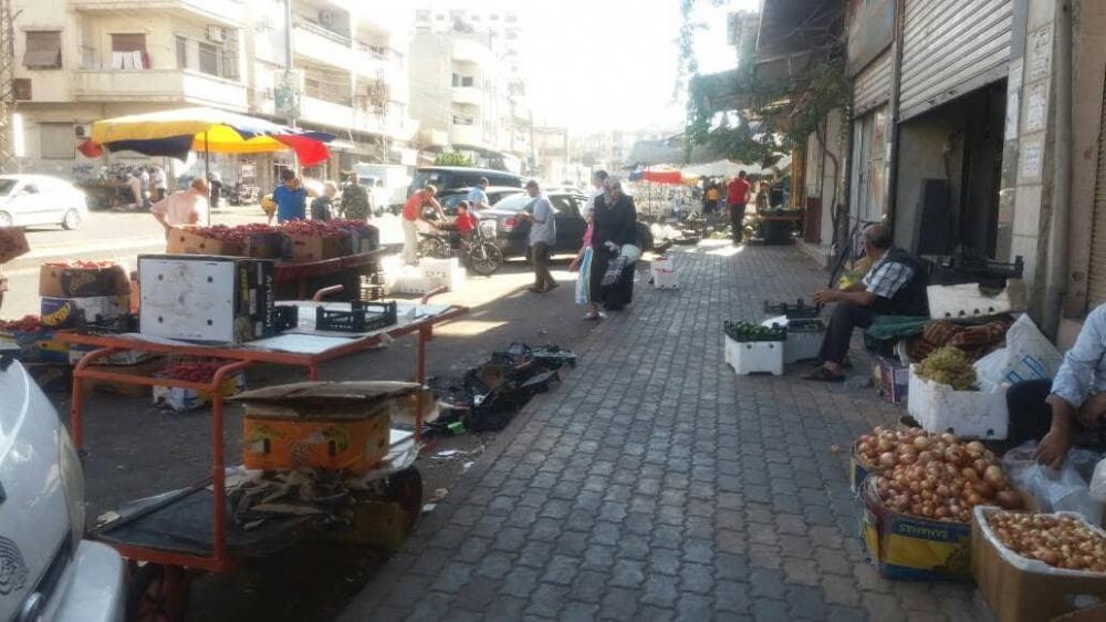 أسعار كل شيء.. في مدينة حمص