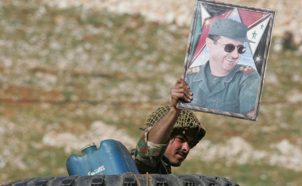 قوات الأسد تخرق