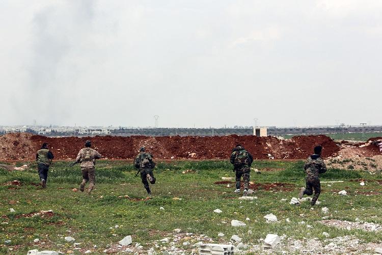 بالأسماء.. مقتل 23 من قوات الأسد بين ريفي اللاذقية وحماة