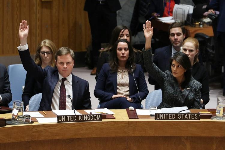 مجلس الأمن يقر هدنة في سوريا لمدة 30 يوما