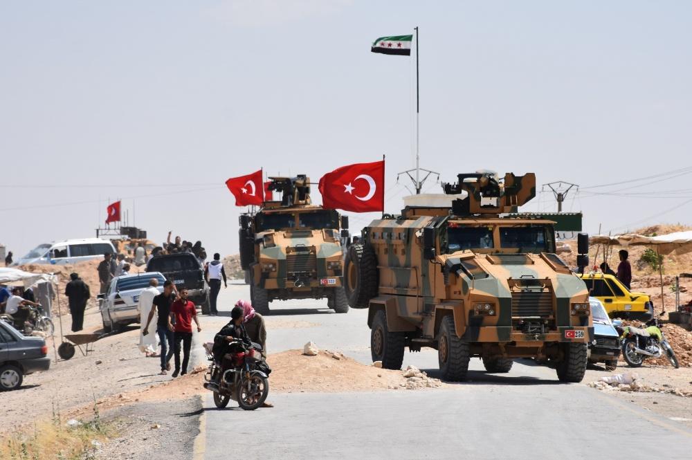 على بعد 8 كم عن قوات الأسد..نقطة