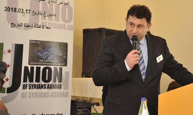 طعناً بالفأس.. مقتل رجل أعمال سوري في ألمانيا