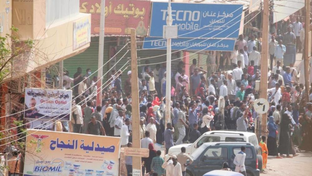 قوات الأمن السودانية تعتقل قادة المعارضة