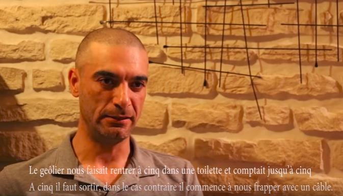 استمع وشاهد.. شهادة معتقل سابق حول فظاعات النظام واغتصابه للأطفال والنساء