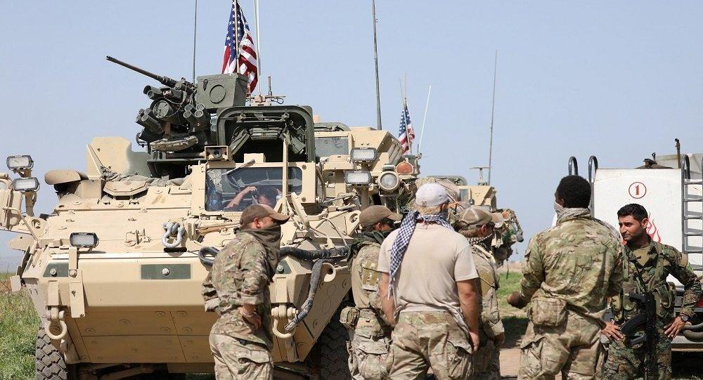 صحيفة موالية: القوات الأمريكية باشرت بتشييد مطار عسكري في الحسكة