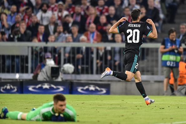 ريال مدريد يتغلب علي بايرن ميونخ ويقترب من نهائي دوري الأبطال