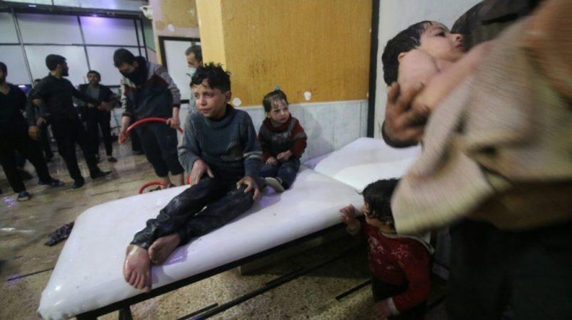 ائتلاف من 21 منظمة يدعو لتحديد المسؤولين عن الهجمات الكيماوية في سوريا