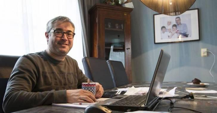 سوريّ يساعد سائقي الشاحنات من اللاجئين في إيجاد عمل بهولندا