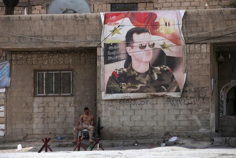 جنوب دمشق.. منشقو