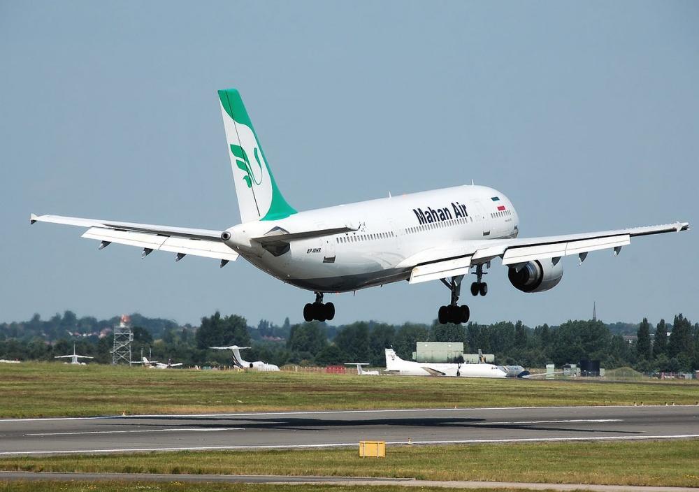 ألمانيا ترضخ لضغوط أمريكية وتلغي تصريح شركة طيران إيرانية