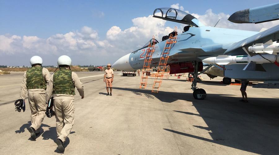 روسيا ترسل طائرة قيادة إلى