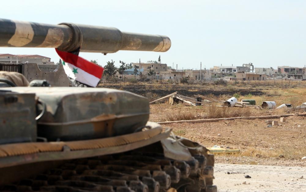 حمص.. اشتباكات في