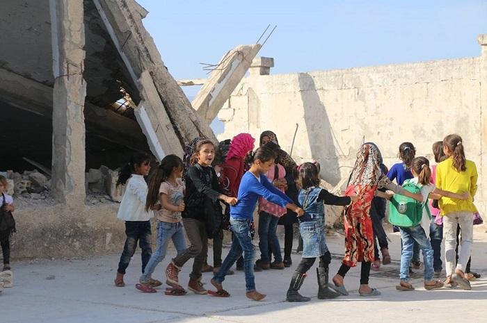 الإهمال يهدد 550 طالبا ومعلما في ريف حماة