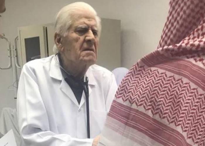 السوري اسماعيل رسلان رحيل أشهر أطباء الصدرية في السعودية زمان الوصل
