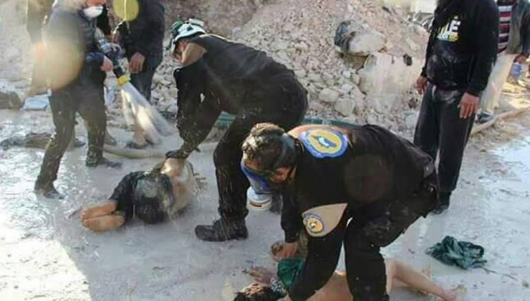 نتيجة بحث الصور عن كيماوي الاسد