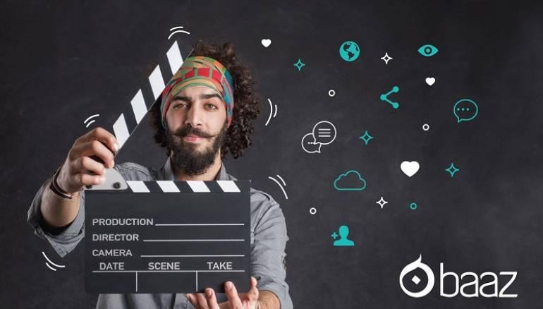 منصة باز.. فرصة لإبداع صناع المحتوى العرب
