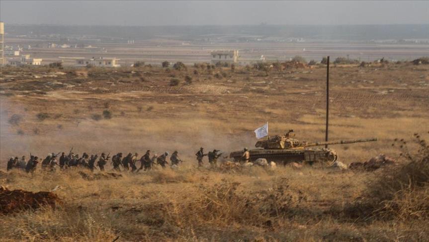 المقاومة تواصل عمليات التحرير شمال حماة وتسيطر على